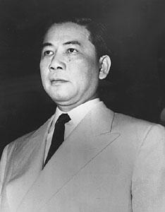 Ngo Dinh Diem, 1954