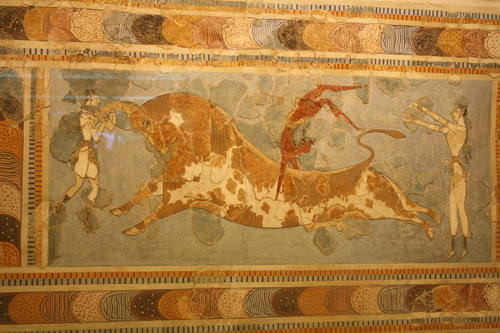 BullJumping at Knossos
