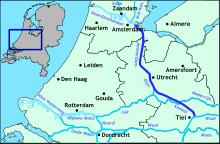 Amsterdam- Rijn Canal