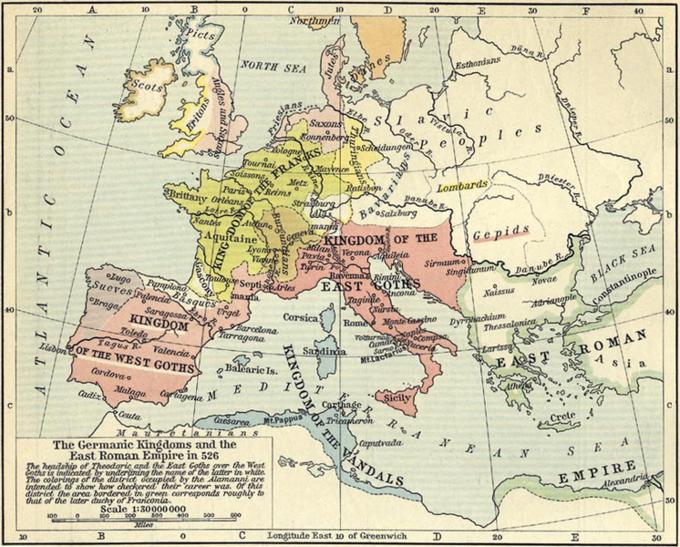 Europe 1n 526